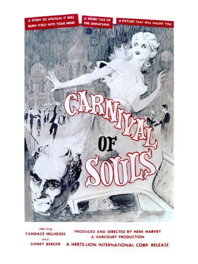 Carnival Of Souls, Candace Hilligoss, 1962--Photo