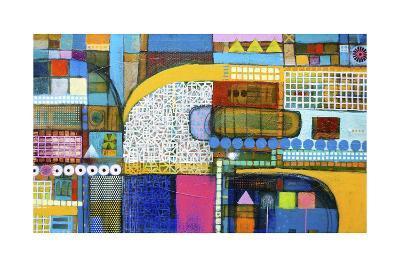 Carnival-David Spencer-Giclee Print