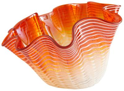 Carnivale Glass Bowl