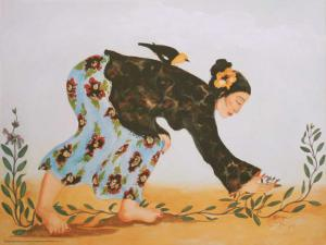 Sage by Carol Grigg