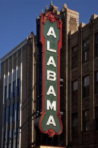 Alabama Paramount Theatre, Birmingham, Alabama by Carol Highsmith