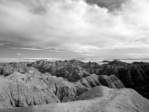 Badlands, South Dakota by Carol Highsmith