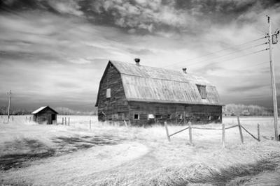 Barn, Upper Michigan by Carol Highsmith