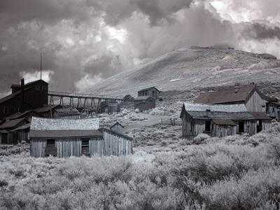 Bodie Is a Ghost Town
