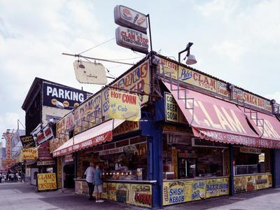 Coney Island Clams, Dogs, Heroes and Shish Kabob