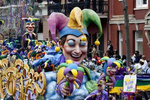 Court Jester Float by Carol Highsmith