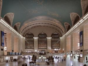 Grand Central Station by Carol Highsmith