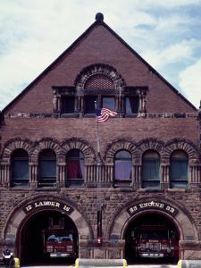 Historic Fire Station by Carol Highsmith