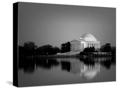 Jefferson Memorial, Washington, D.C. Number 2 - Black and White Variant
