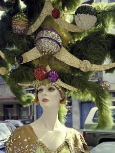 Mardi Gras Coiffure by Carol Highsmith