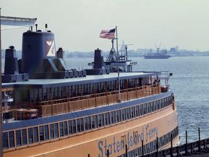 Staten Island Ferry by Carol Highsmith