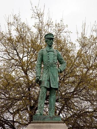 Statue Of Rear Admiral Raphael Semmes, Mobile, Alabama