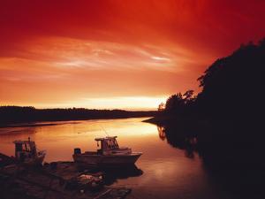 Sunset at Watch Hill, Rhode Island by Carol Highsmith