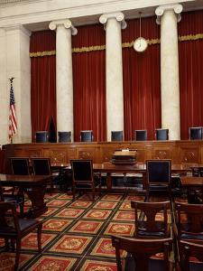 Supreme Court of the United States by Carol Highsmith
