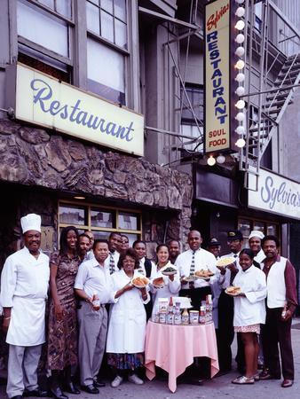 Sylvia's Soul Food Harlem