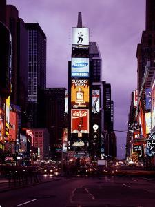 Times Square by Carol Highsmith