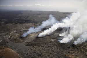 Volcanoes National Park, Hawaii by Carol Highsmith