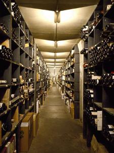 Wine Cellar at Venerable Antoine's Restaurant by Carol Highsmith