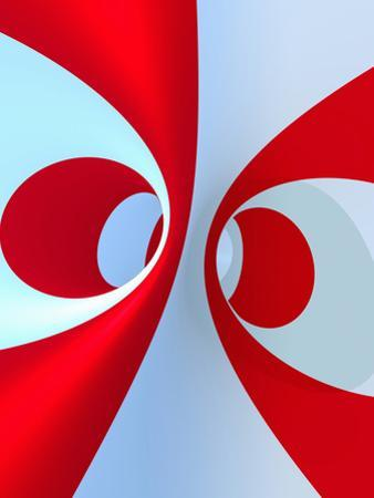 Abstract Geometric Design by Carol & Mike Werner