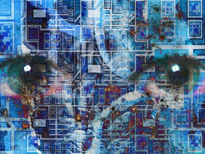 Electronic Burnout by Carol & Mike Werner