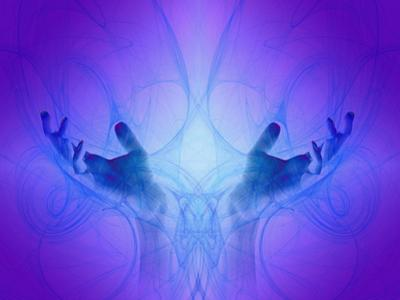 Healing Hands by Carol & Mike Werner