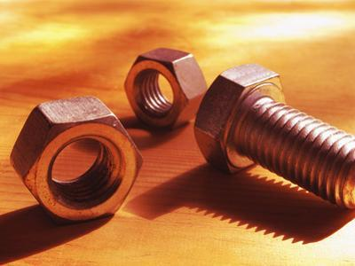 Nuts and Bolts by Carol & Mike Werner