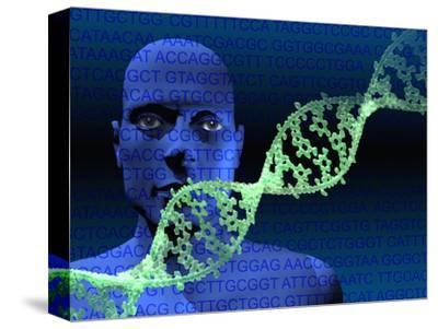 Personalized Genome of a Man