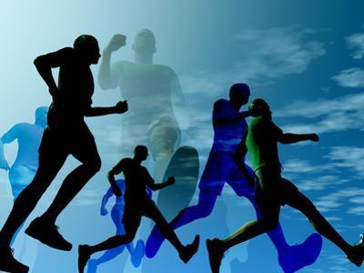 Runners by Carol & Mike Werner