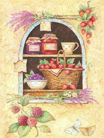 From My Kitchen IV by Carol Morey