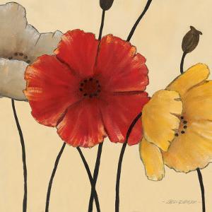 Awaited Blooms II by Carol Robinson