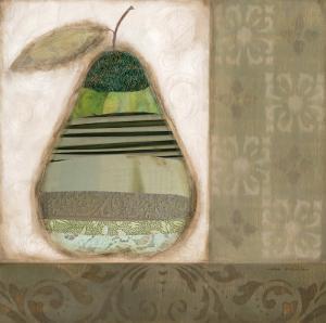 Bartlett Pear by Carol Robinson