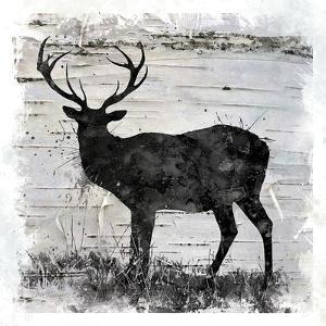 Birchbark Deer by Carol Robinson
