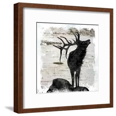 Birchbark Elk