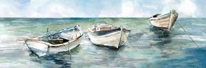 Caught at Low Tide II by Carol Robinson