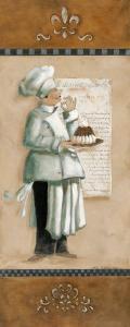Chef Magnifique I by Carol Robinson