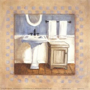 Country Bath IV by Carol Robinson