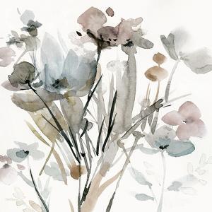 Dainty Blooms I by Carol Robinson