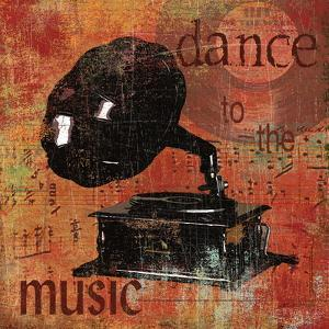 Dance to the Music by Carol Robinson