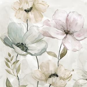 Garden Grays - Detail I by Carol Robinson