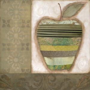 Granny Smith Apple by Carol Robinson