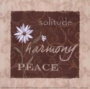 Harmony by Carol Robinson