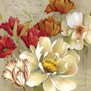 Jardin I by Carol Robinson