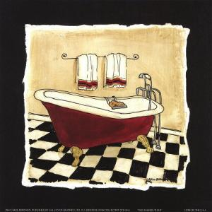 Old Fashioned Tub II by Carol Robinson
