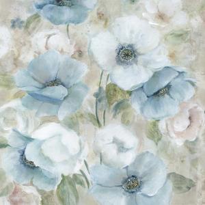 Pastel Garden I by Carol Robinson