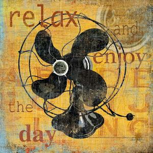 Relax And Enjoy the Day by Carol Robinson