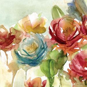 Secret Garden I by Carol Robinson