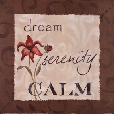 Serenity by Carol Robinson