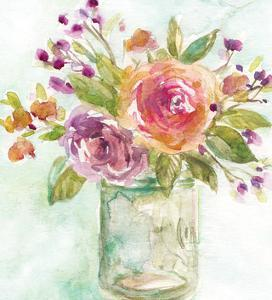 Summer Roses by Carol Robinson