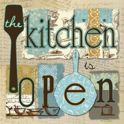 The Kitchen is Open
