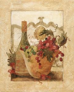 Vino e Grapa I by Carol Robinson